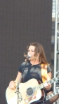 Gretchen Wilson at Chicagoland Speedway