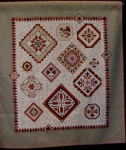 """the """"best of show"""" small quilt"""