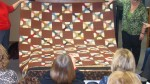 joanne's version of her antique quilt top