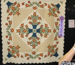 Best of Show!!! hand quilted