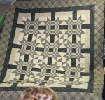 Debbie Caffrey Mystery Quilt....by ???