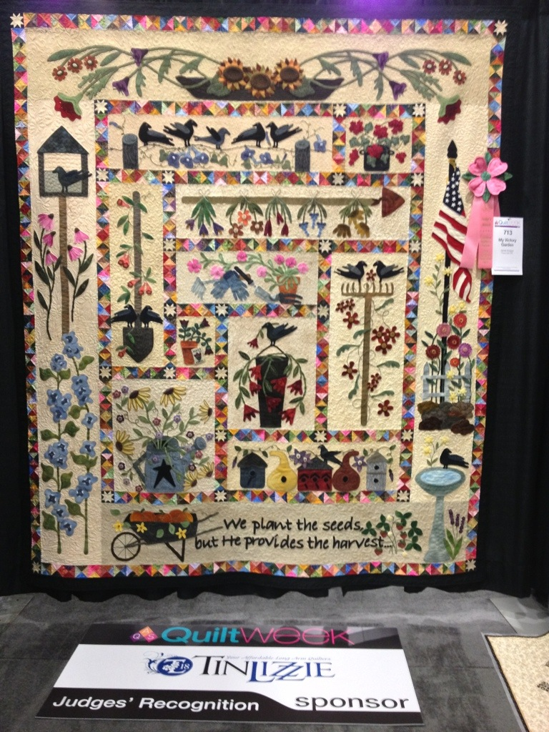 17 Best 1000 images about Quilts Primitive Garden on Pinterest