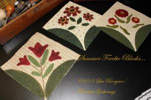 Freebie blocks 2013