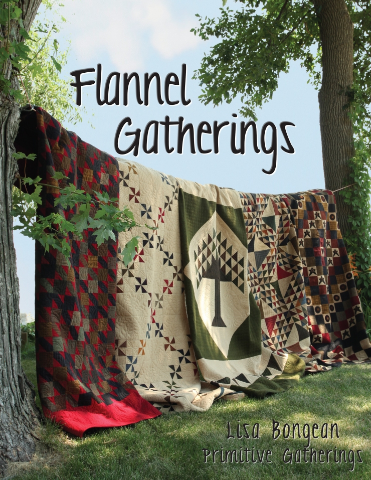 Flannel Gatherings Cover