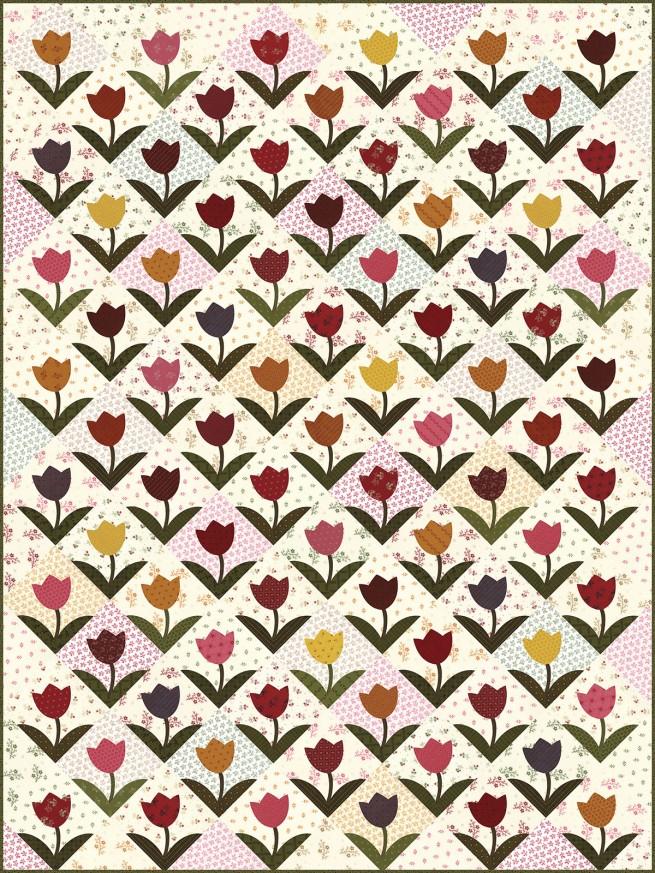 Theresa's Tulips