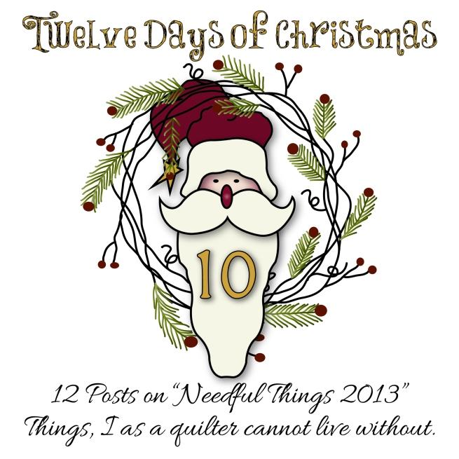 12 Days of Christmas 10