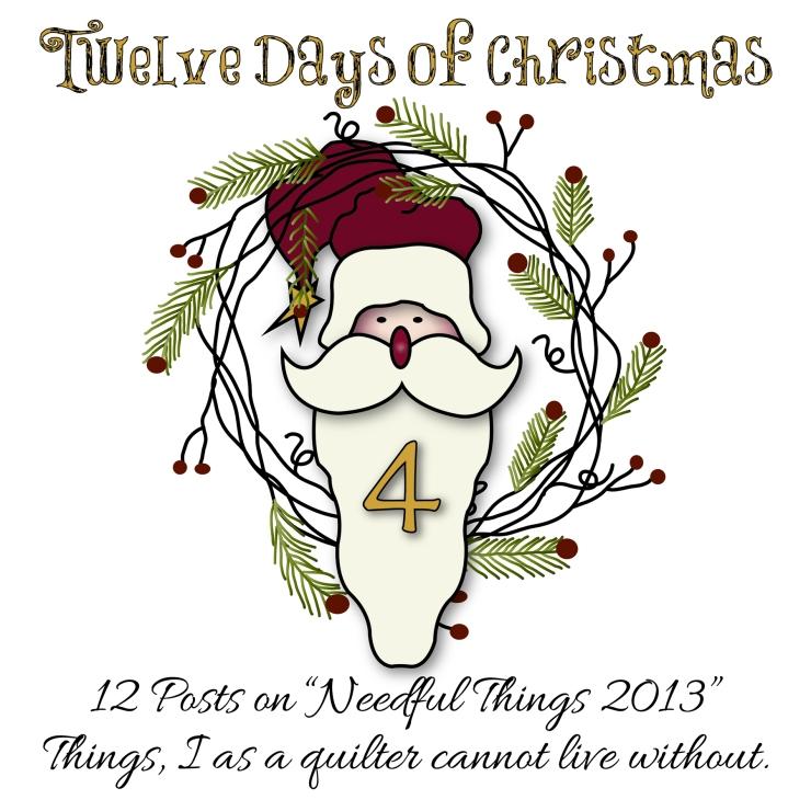 12 Days of Christmas 4
