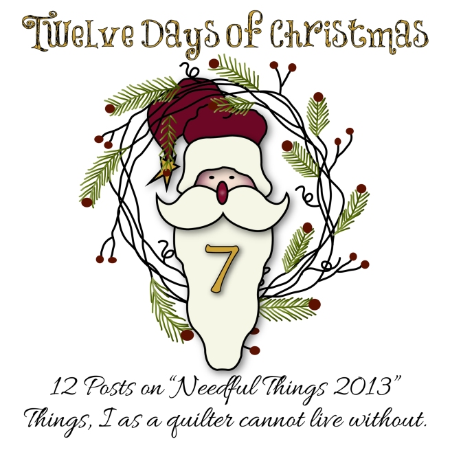 12 Days of Christmas 7