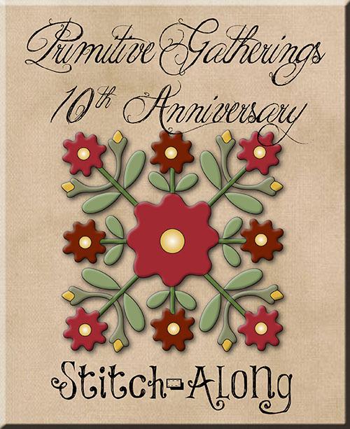 PG Stitch-Along