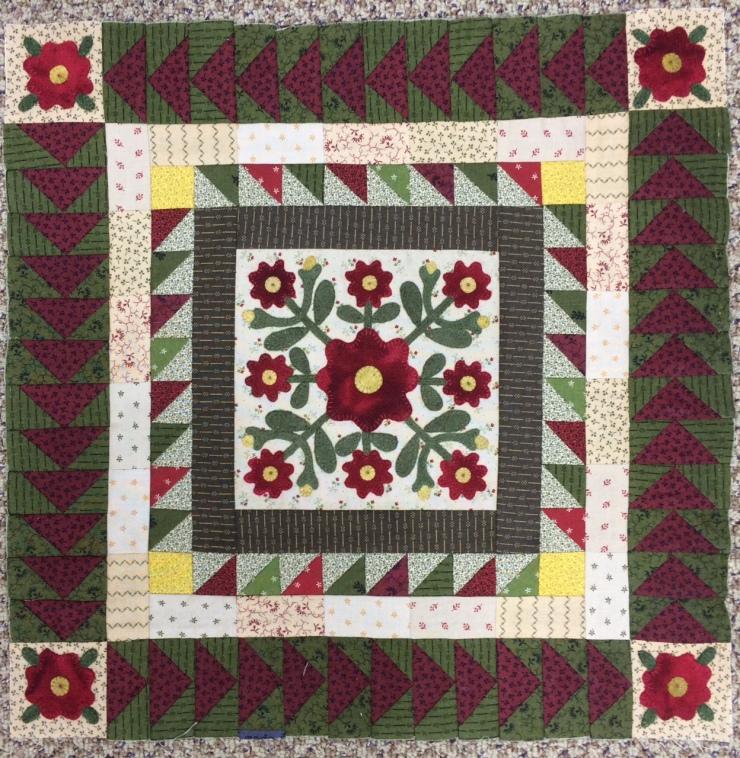 Stitch Along P3 Lisa Bongean