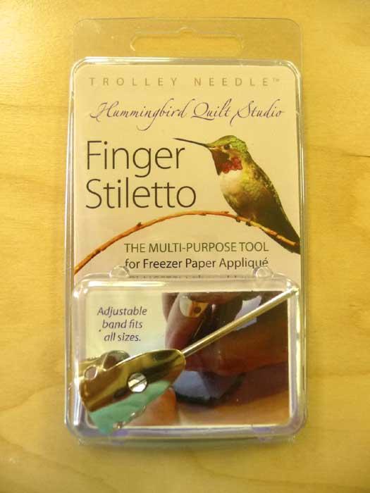 finger stiletto