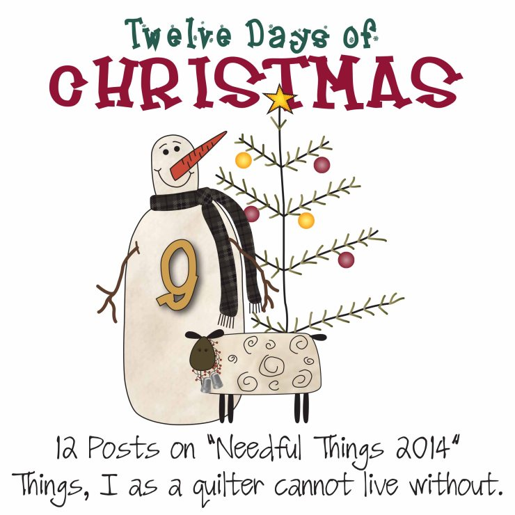 12 Days of Christmas 9