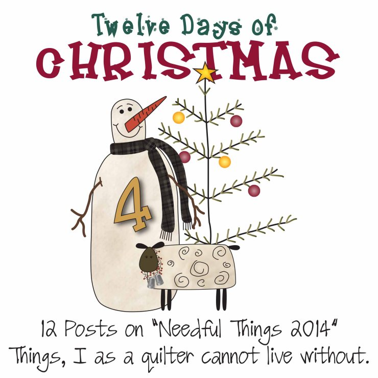 12 Days of Christmas 4