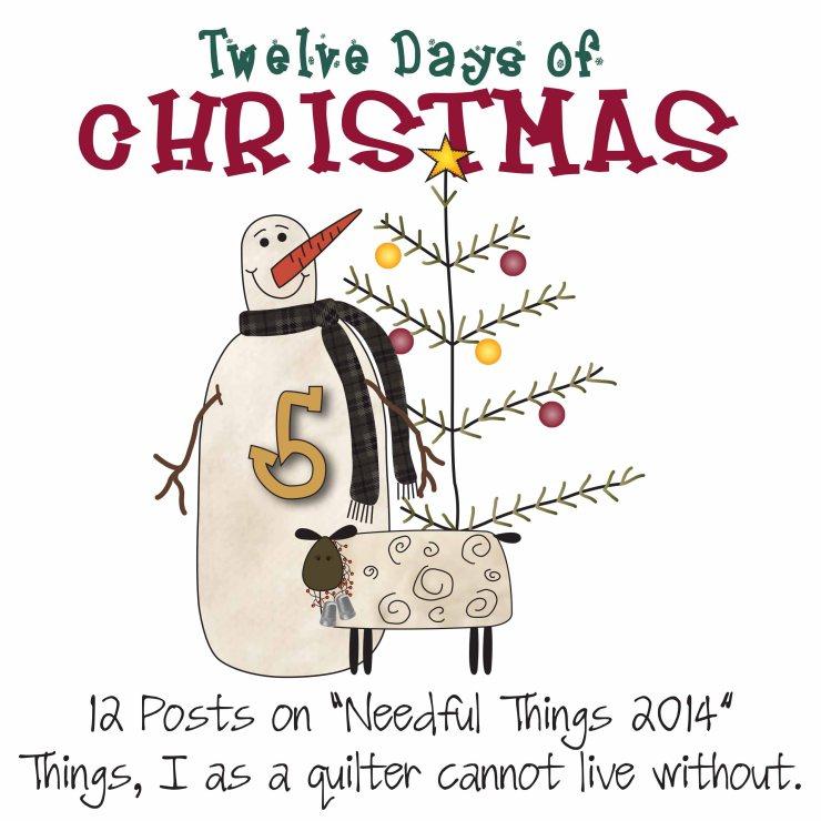 12 Days of Christmas 5