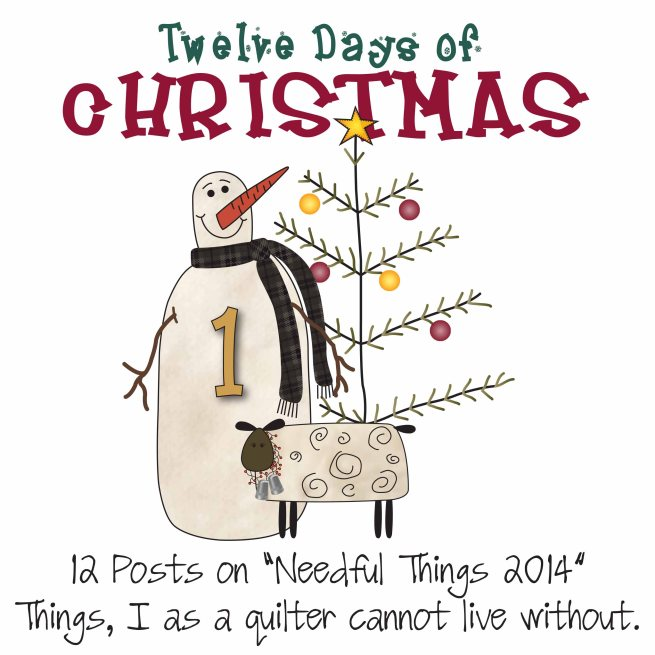12 Days of Christmas 1