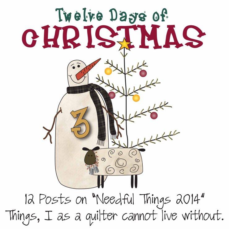 12 Days of Christmas 3