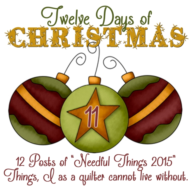 12 Days of Xmas Ornaments 11
