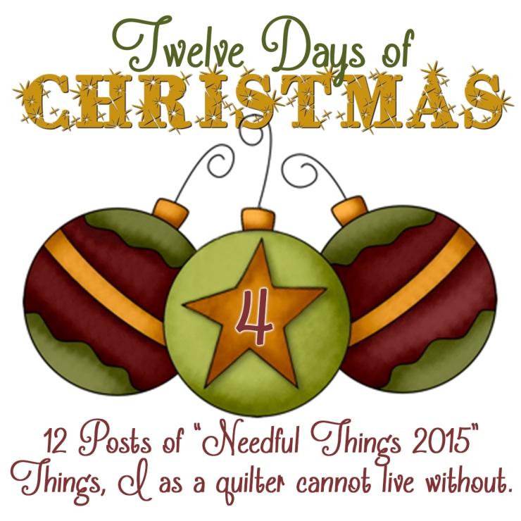 12 Days of Xmas Ornaments 4
