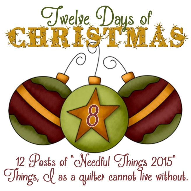 12 Days of Xmas Ornaments 8