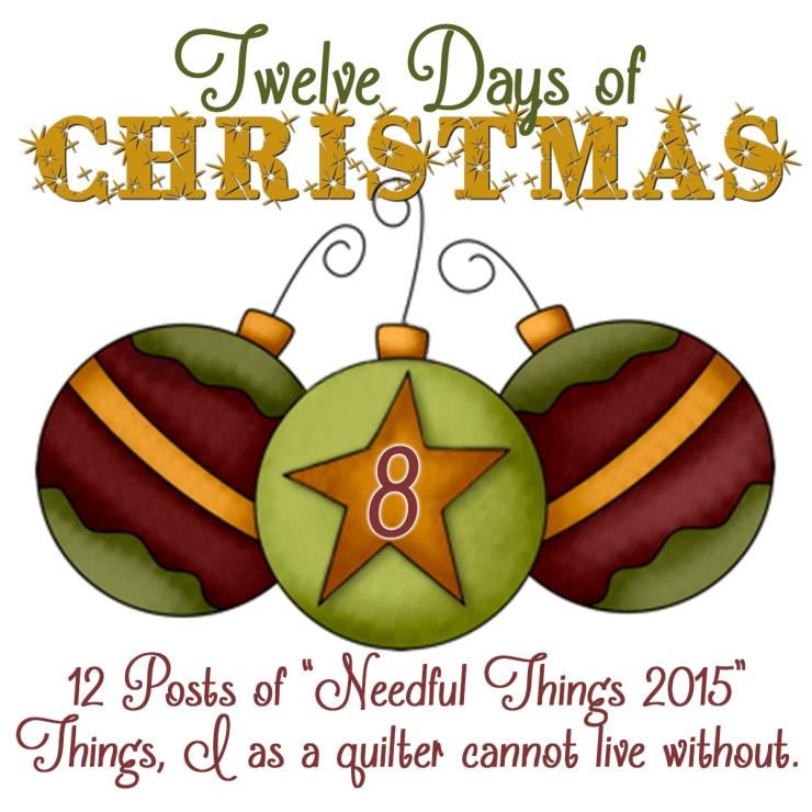 12 Days of Xmas Ornaments 8