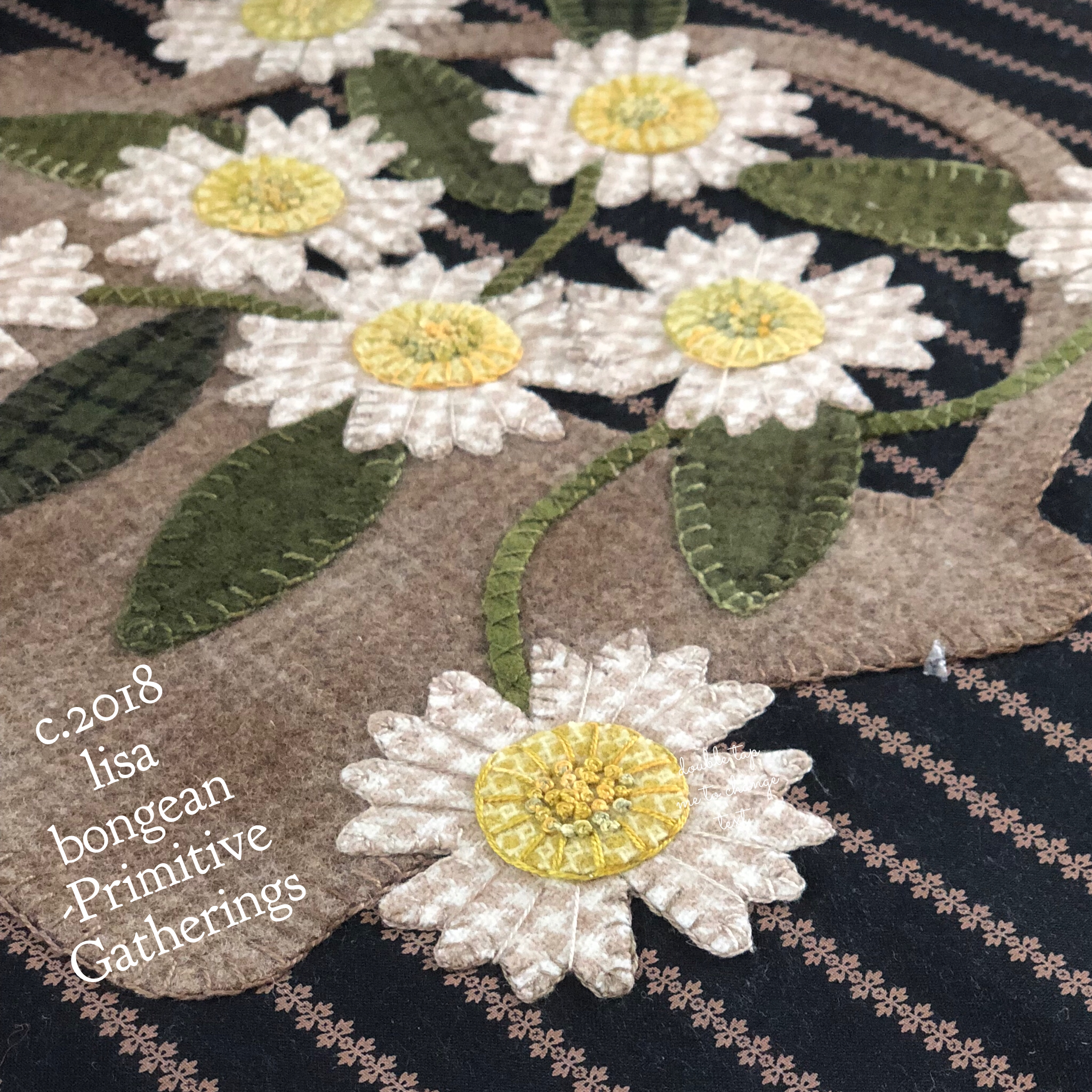... Not Stitch A Moon Garden As Wellu2026.lots Of Light Colored Blooms On A  Dark Backgrounds. The Backgrounds I Am Using Come From The Black Prints Of  Little ...