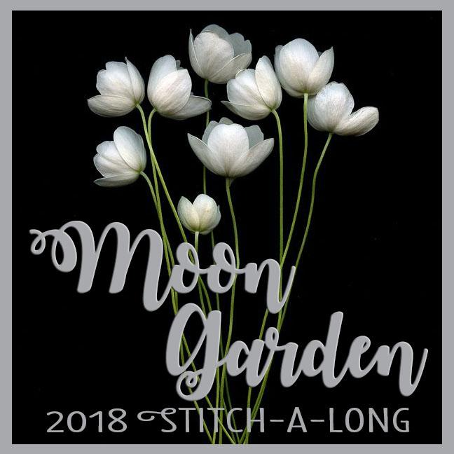 Moon Garden Mystery Sch-A- Long!!! – Lisa Bongean's Web Blog on sanctuary garden design, valentine garden design, night garden design, moon garden design, landscape garden design,