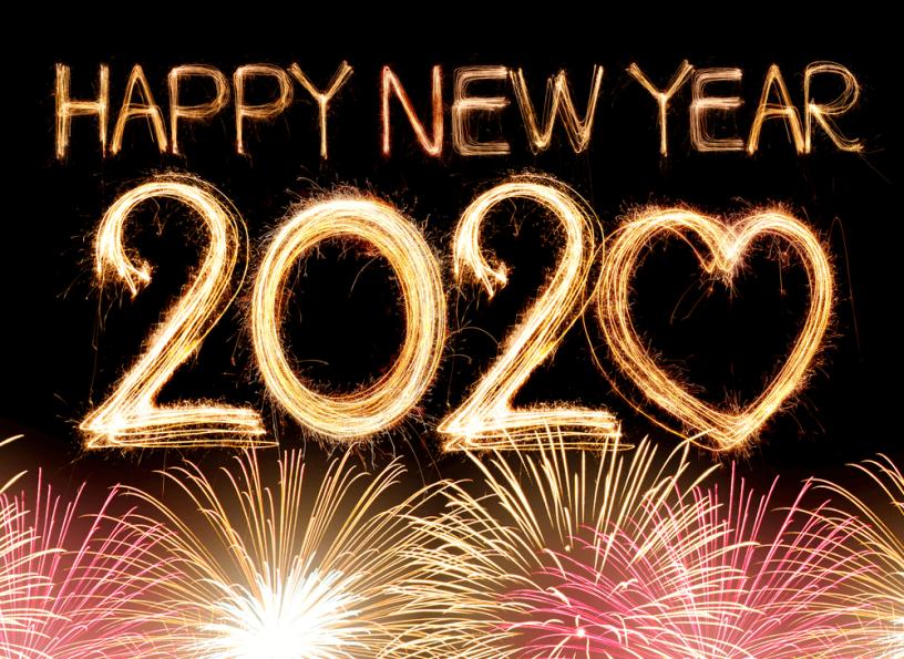 Happy New Year…